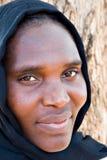 afrikansk kvinna Royaltyfria Bilder