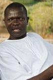 afrikansk man royaltyfria foton