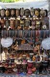 Afrikansk marknad Royaltyfria Foton