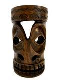 afrikansk maskering royaltyfri bild