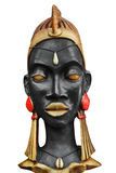 Afrikansk maskering arkivfoto