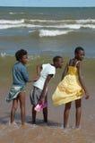 afrikansk pojke Arkivbild