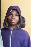 afrikansk pojke Arkivfoto