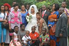 AFRIKANSK RELIGIÖS FÖRBINDELSE Royaltyfria Bilder