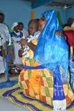 AFRIKANSK RELIGIÖS FÖRBINDELSE Arkivbilder