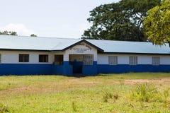 Afrikansk skola i Kenya Fotografering för Bildbyråer