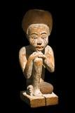 afrikansk staty Royaltyfria Bilder
