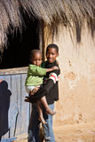 afrikanska barn Royaltyfri Fotografi