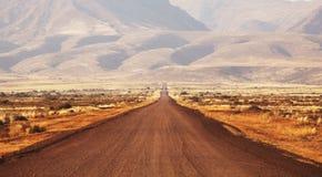 afrikanska berg Royaltyfri Foto