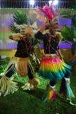 afrikanska dansare Royaltyfri Bild