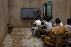 afrikanska deltagare Arkivbild