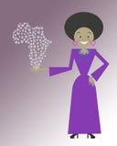 afrikanska kvinnor Royaltyfri Foto