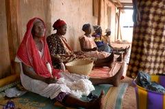 afrikanska kvinnor Arkivfoto
