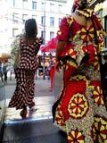 afrikanska kvinnor Fotografering för Bildbyråer