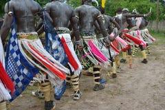 Afrikanska män Royaltyfri Bild