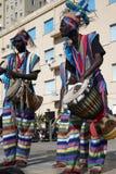 afrikanska män Royaltyfria Bilder