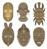 afrikanska maskeringar