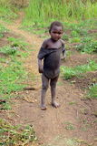 afrikanskt barn Royaltyfri Bild
