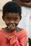 afrikanskt barn Royaltyfria Bilder