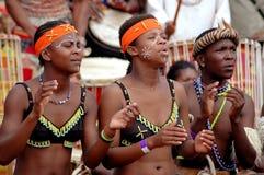 afrikanskt folk Royaltyfria Bilder