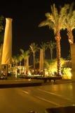 afrikanskt hotell Arkivbild