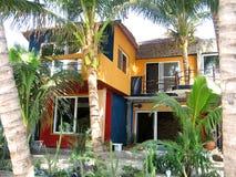 Afrikanskt hus - Senegal Royaltyfria Bilder