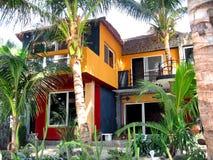 Afrikanskt hus - Senegal Royaltyfri Foto