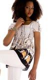afrikanskt mode Fotografering för Bildbyråer