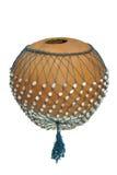 Afrikanskt musikinstrument Arkivbild