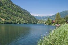 Afritzer See,Carinthia,Austria Royalty Free Stock Photo
