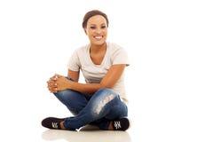 Afro american girl Stock Photography