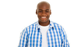 Afro american man Stock Photos