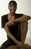 afro - amerykański wzorzec miły Obraz Stock