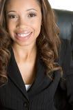 afro - amerykański bizneswoman Zdjęcie Royalty Free