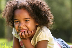 Afro Child Stock Photos