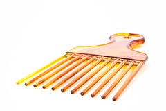 Afro Comb Royalty Free Stock Images