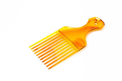 Afro Comb stock photography