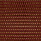 Afro Geometric Ankara Pattern Stock Image