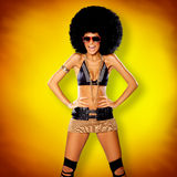 Afro Girl Stock Images