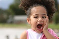 Afro Girl Stock Photos