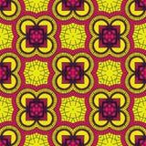 Afro Pattern Modern Design Ankara royalty free stock photo