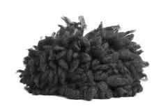 Afro- peruk arkivbild