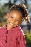 Afroamerikaner-Kind Lizenzfreie Stockbilder