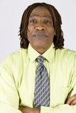 Afroamerikaner-Mann lizenzfreies stockfoto