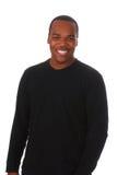 Afroamerikaner-Mann Stockfotografie