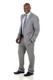 AfroamerikanerGeschäftsmann stockbilder