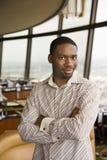 Afroamerikanermann. Lizenzfreie Stockbilder