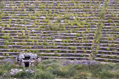 Afrodisias ancient stadium Stock Photos
