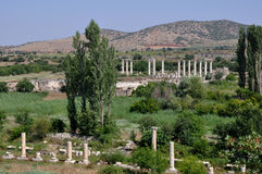 Afrodisias / Aphrodisias Ancient City, Turkey Royalty Free Stock Photography