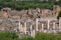 Afrodisias / Aphrodisias Ancient City, Turkey Stock Photo